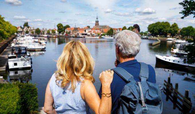 De mooiste wandelregio van Nederland