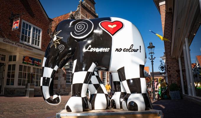 Elephant Parade Ootmarsum