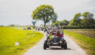 Het Schwarzwald Offroad buggy rijden