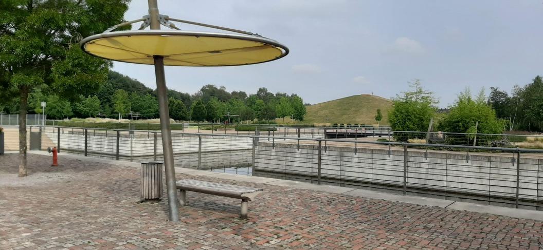Wasserlabyrinth Gronau