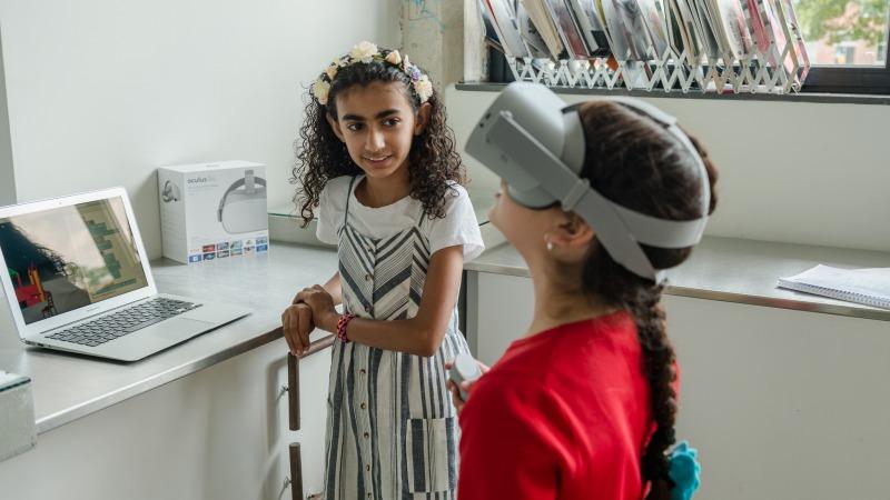 Afgelast - Virtual Reality