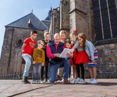 Op ontdekking in Oldenzaal voor kinderen
