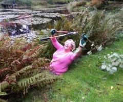 Vervallen: Natuurwerkochtend Het Hulsbeek