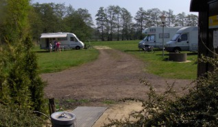 Camperplaats Hancate