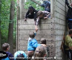 Ouder/Kind bootcamp ochtend