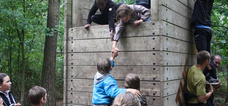 Bootcamp Outdoor Challengepark