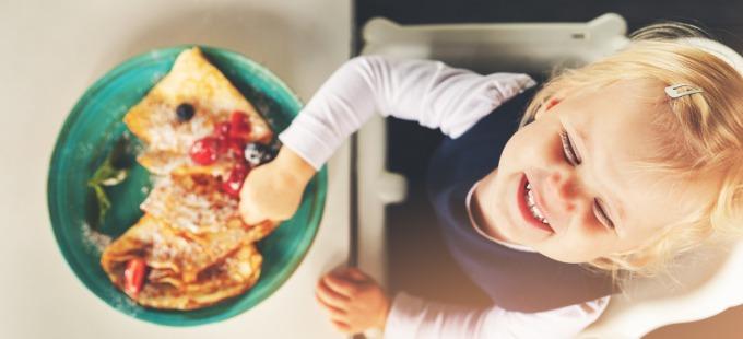 TIP: Pannenkoeken eten met de kids!