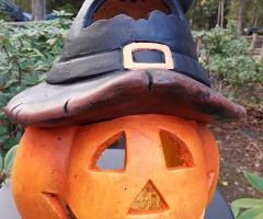 Halloween midgetgolf bij Florilymhpa De Lutte