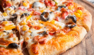 Charly Shoarma en Pizzeria