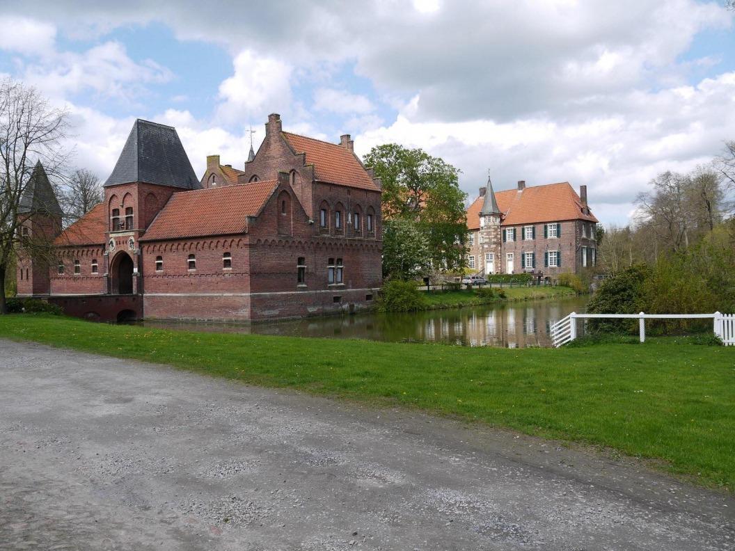 Wasserschloss Haus Egelborg