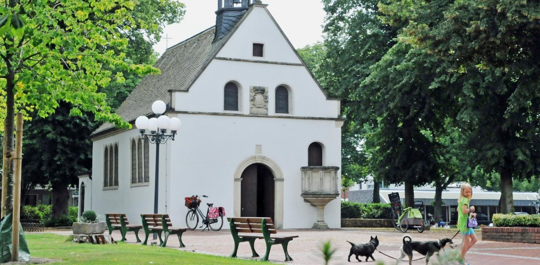 Hilgenbergkapelle in Stadtlohn