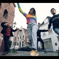 Wandelen wandelen whoop! - videoclip