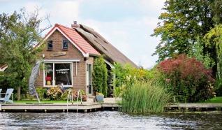 Vakantiehuis Geert en Iebeltien
