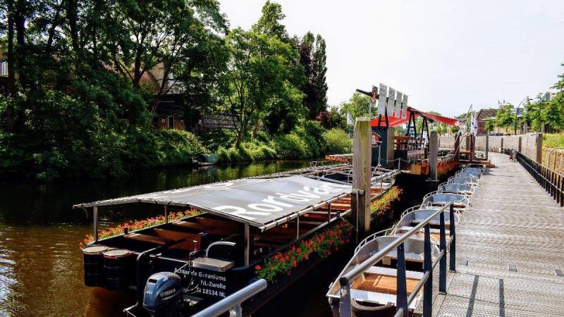 Rondvaart Zwolle