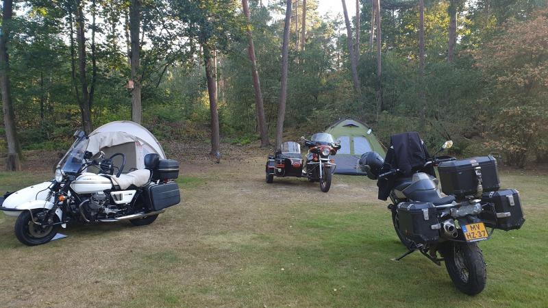 SVR Camping Het Witte Zand - Twente
