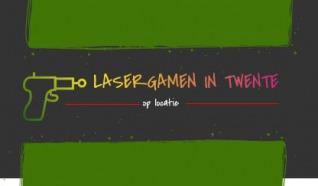 Lasergamen op locatie