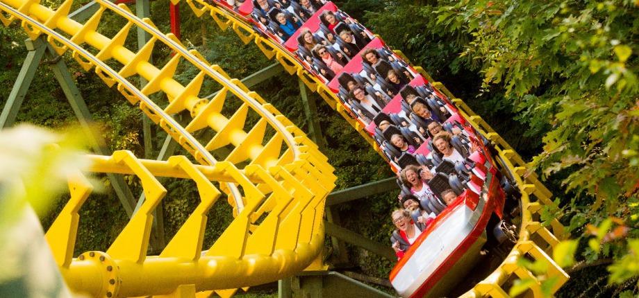 Bezoek Avonturenpark Hellendoorn tijdens jouw vakantie in Nijverdal