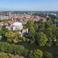 Parken in Zwolle