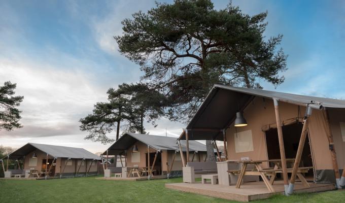 Luxe kamperen: 4x glamping in Hof van Twente