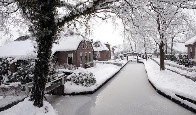 De leukste winter uitjes in Weerribben-Wieden