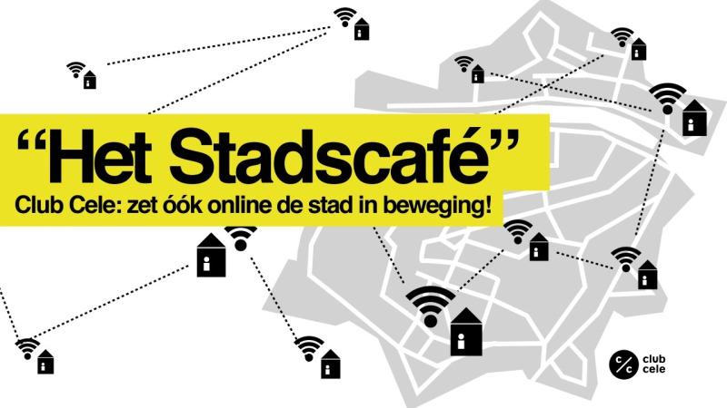 Club Cele | Digitale Ontmoeting: De Genereuze Stad Zwolle