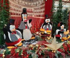 Kerstshow tuincentrum Wolters Overdinkel GESLOTEN