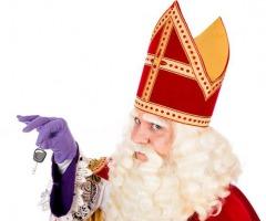 Sinterklaas Drive Thru Hooge Esch Buurse