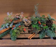 (AFGELAST) Verkoop van diverse kerststukken - Koel'nbekke