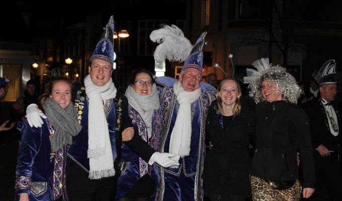 Toch nog een klein beetje carnaval dit jaar...