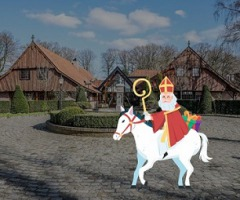 Sinterklaasweekend met Het Wapen van Beckum