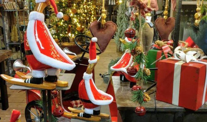 Kerstshow Frenque Interiors