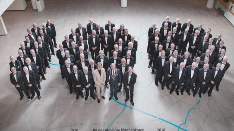 CONCERT IN KERSTSFEER 2020 ALMELOSE MANNENKOREN