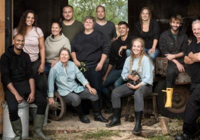 KRO-NCRV Nieuwe Boeren in de Hof | vanaf 1 januari op televisie