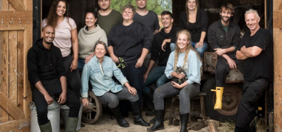 Nieuwe Boeren in Hof van Twente