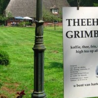 Teehaus 'Theehuys Grimberg'