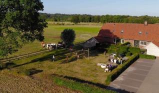 Gastenboerderij Kosman