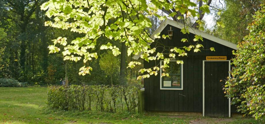 Bijenhuis Arboretum Poort Bulten