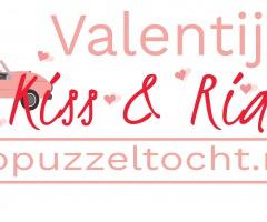 Valentijn Kiss & Ride autopuzzeltocht