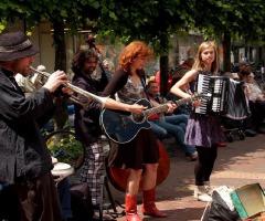 Straatmuziekfestival All Mellow