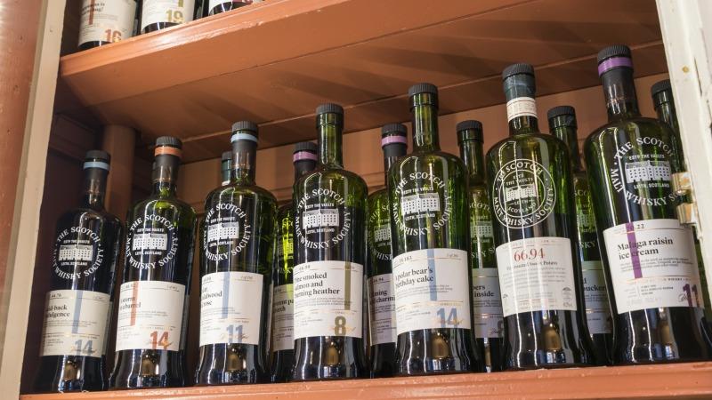Hotel Fidder – Patrick's Whisky Bar
