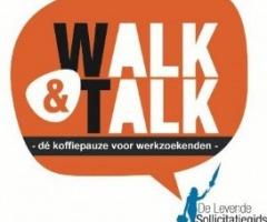 Online Walk & Talk: de koffiepauze voor werkzoekenden