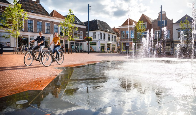 Kom shoppen in Steenwijk Vestingstad