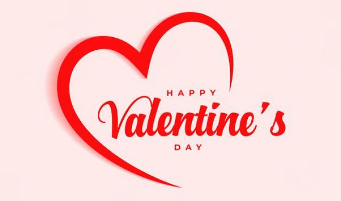 Een romantische Valentijnsdag in Haaksbergen