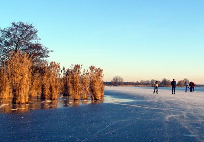 Coronaproof schaatsen in eigen omgeving toegestaan, tenzij...