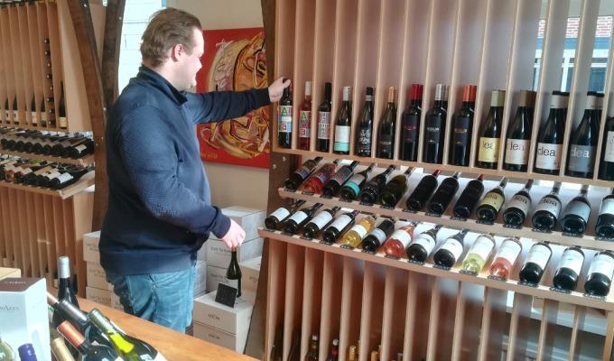 Waar haal je wijn in Oldenzaal?