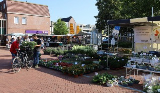 Weekmarkt: Rheineplein Borne ; 07.00 – 13.00
