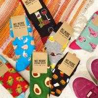 No More Boring Socks