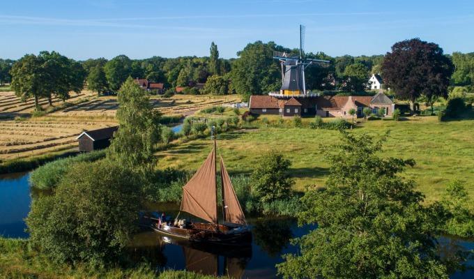 Die Schälmühle in Rijssen
