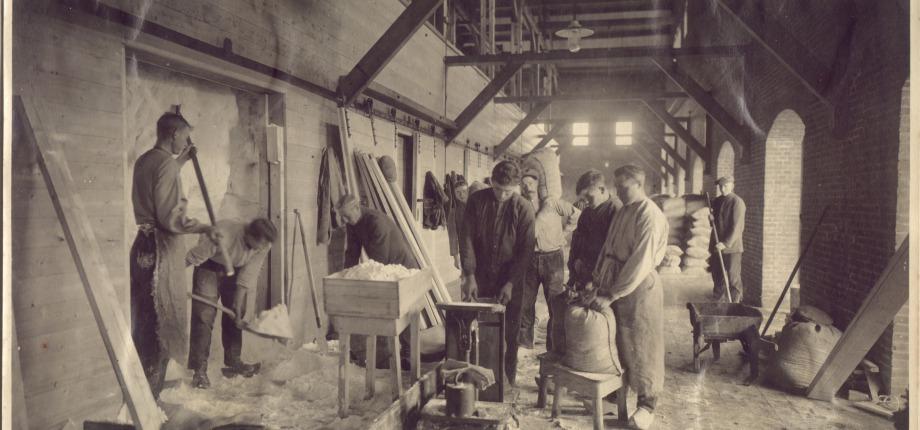 Zoutproductie Boekelo