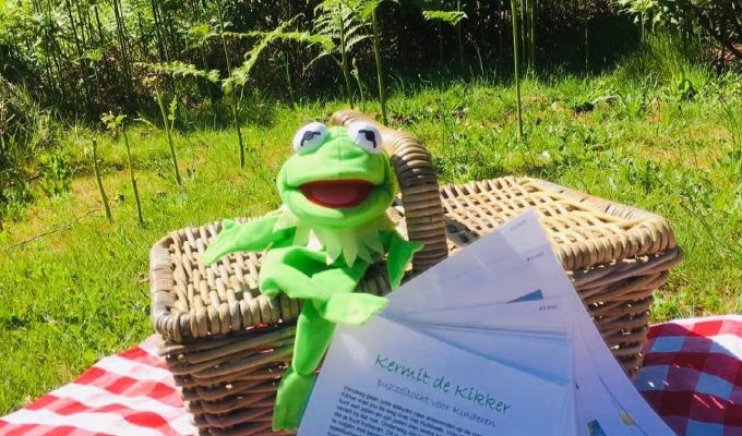 Kermit de Kikker speurtocht